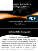 Microorganismos Emergenets