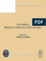 Mtszabo Rhetoric Discourse Concepts 06