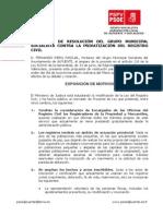 11-06-2013-CONTRA LA PRIVATIZACIÓN DEL REGISTRO CIVIL