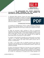 11-06-2013-PRÓRROGA EN LAS NORMAS DE GESTIÓN DE LOS ESPACIOS RED NATURA 2000