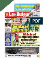 LE BUTEUR PDF du 12/07/2009