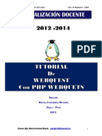 Tutorial de Wiki y Webquest