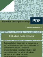 Estudios Descriptivos de Prevalencia 1.Pptx