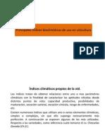 Indices Bioclimaticos 2011-12
