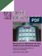 Manual para la abricación de silosmetálicos para almacenar granos