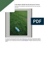 Como Deixar Apenas Um Objeto Colorido Em Uma Foto Preto e Branco