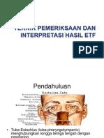 ETF Normal