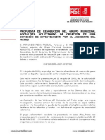 11-06-2013-COMISIÓN DE INVESTIGACIÓN ACCIDENTE DEL METRO DE VALENCIA