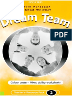Dream Team 2 Teacher's Resource Pack