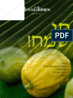 Jewish Times - SUCCOS 5772