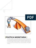 La Politica Monetaria Trabajo Final
