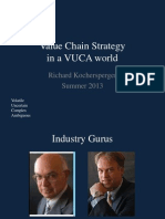 Value Chain Strategy