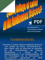 Proyecto Calor