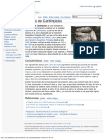 Chorizo de Cantimpalos - Wikipedia, La Enciclopedia Libre