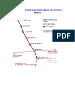 Estaciones Del Tren Suburbano