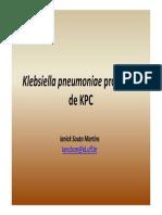11 Klebsiella Pneumoniae Produtora de Carbapenemase