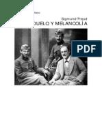 Freud Duelo Melancolia