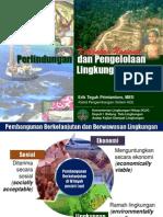 Kebijakan Nasional Pembangunan LH