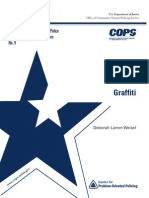 Los Angeles Police Department Document- Courtney Wolf