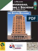 Universidad Gobierno y Sociedad
