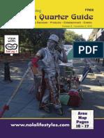 French Quarter Guide October 2013