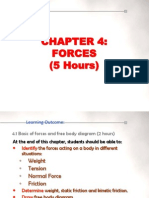 Chapter 4 Forces Student