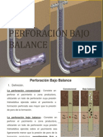 Per for Ac i on Bajo Balance