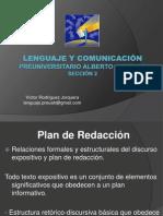 Clase Plan de Redaccion