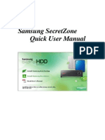 ENG_Samsung SecretZone Quick Manual Ver 2.0