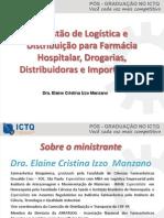 2012 Gestao de Logistica e Distribuicao