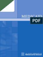 Week 1 - Medicaid
