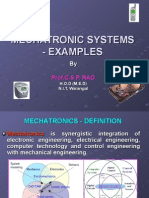 Mechatronics Systems - Examp
