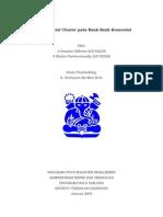 Analisis Social Cluster pada Bank-Bank Komersial