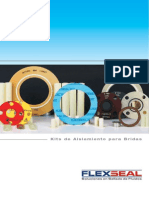 Catalogo Empaquetaduras Flexseal