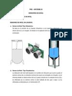 PRE-Informe 3 - Sensores de Nivel