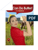 We Can Do Butter!