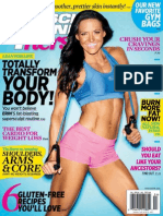 Muscle & Fitness Hers - March-April 2013