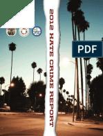 2012 Hate Crime Report