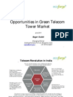 Green Telecom Towers