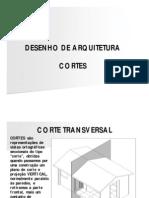 Cortes Arquitetura