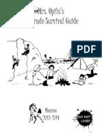 5th grade survival guide2013-2014