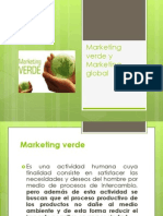 Mercadotecnia Verde y Global PDF
