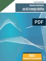 Unidad 2 Energia