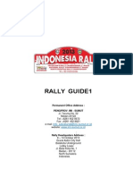 indonesia rally 2013