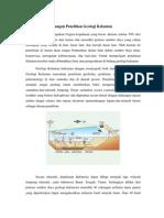 (Tugas 1) Perkembangan Penelitian Geokel