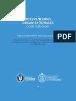 Intervenciones Organizacionales Casos Destacados