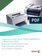 XEROX 6015 NI