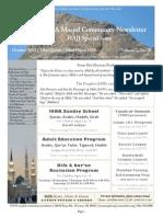 2013Ionanewsletter October (Hajj Special)