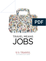Travel Means Jobs 2012