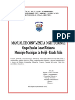 Manual de Convivencia Reestructurado 2011-2012